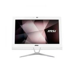 """MSI Pro 20EXTS N4000 4GB 64GB W10Pro 20"""" tactil b"""