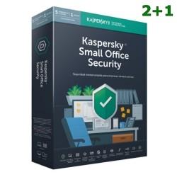 Kaspersky Small Office Sec. v7 5+1 ES PROMO 2+1