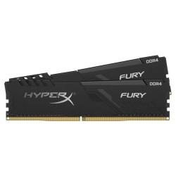 Kingston HyperX Fury Black 16GB (2x8GB) CL16 2666