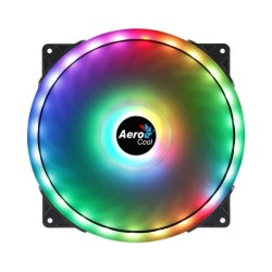 Aerocool Ventilador DUO20 argb fan, 20cm DR