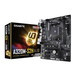 Gigabyte Placa Base A320M-S2H mATX AM4