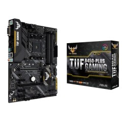 Asus Placa Base Tuf B450-Plus Gaming AM4