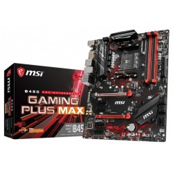 MSI Placa Base B450 GAMING PLUS MAX ATX AM4