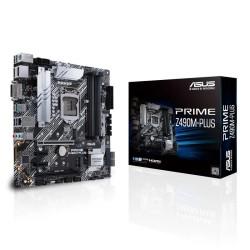 Asus Placa Base Prime Z490M-PLUS mATX LGA1200