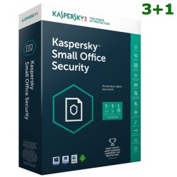 Kaspersky Small Office Sec. v7 5+1 ES PROMO 3+1