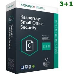 Kaspersky Small Office Sec. v7 10+1 ES PROMO 3+1