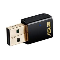 ASUS USB-AC51 Tarjeta Red WiFi AC600 USB