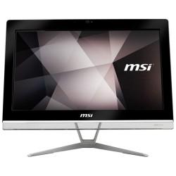 """MSI Pro 20EXTS N4000 8GB 256SSD DOS 20"""" tactil n"""