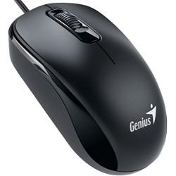 raton Genius optico Black usb DX 110