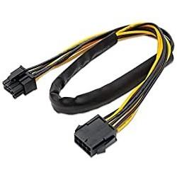 CABLE TARJETA GRÁFICA  PCI-E (MOLEX 8 PINES)/H - PCI-E...