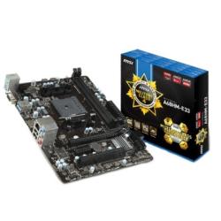MSI Placa Base A68HM-P33 V2 mATX FM2+ DDR3