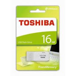 Toshiba usb 16GB blanco U202