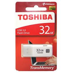 Toshiba usb 32GB blanco U301
