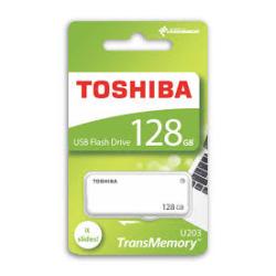 Toshiba 128Gb  blanco 2.0  u203